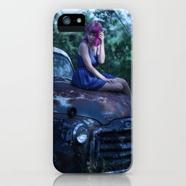 We Fell in Love with the Truck First iPhone Case
