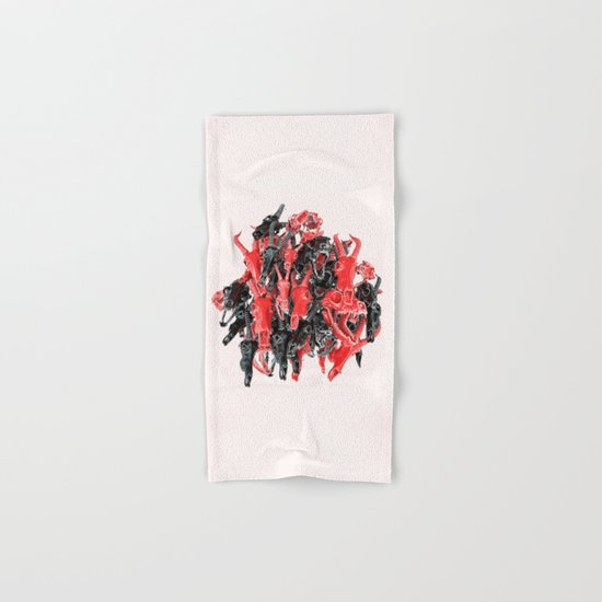 Gang Hand & Bath Towel
