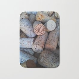 Wine Corks Bath Mat