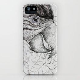 Parrot Party iPhone Case