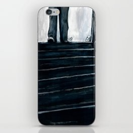 The Basement Bloody Reeks iPhone Skin