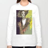 sandman Long Sleeve T-shirts featuring the sandman by thimblings