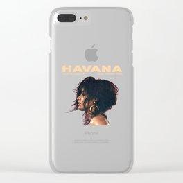 Camila Cabello - Havana Clear iPhone Case