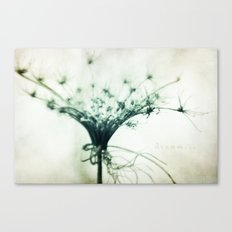 Dream... Canvas Print
