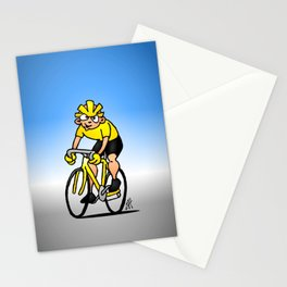 Cyclist - Cycling Stationery Cards