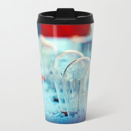 Lightbulbs Travel Mug