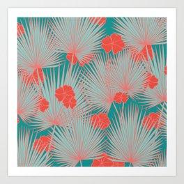 Sugar Lagoon Art Print