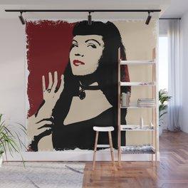 Bettie Wall Mural
