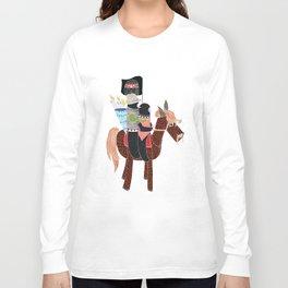 Zapatistas Ride Long Sleeve T-shirt