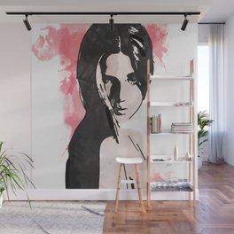 Blush Wall Mural