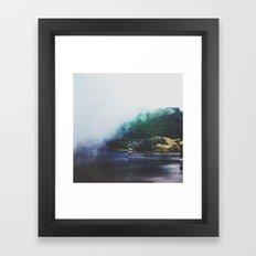 Fractions A46 Framed Art Print