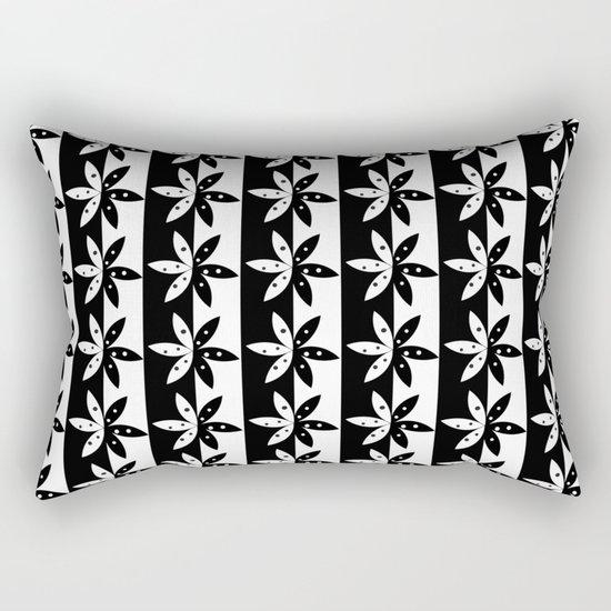 Pattern R Rectangular Pillow