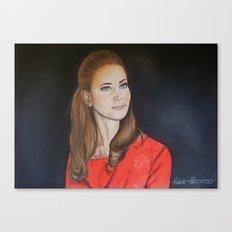Kate Middleton Canvas Print