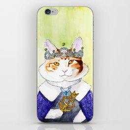 Duchess Penelope iPhone Skin
