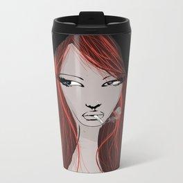 Mysterious Metal Travel Mug