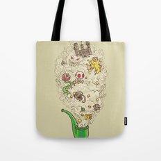 Pipe Dream Tote Bag