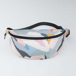 flowerbed Fanny Pack