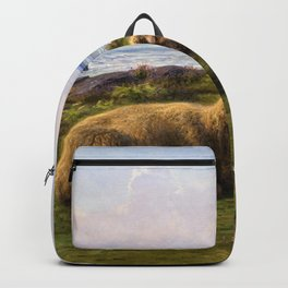 Rosa Bonheur - Sheep By The Sea - Digital Remastered Edition Backpack