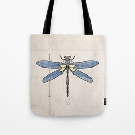 VOL25 Insects Series- Dragonfly Tote Bag