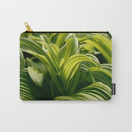 Green Goodness by Mandy Ramsey, Haines, Alaska Carry-All Pouch