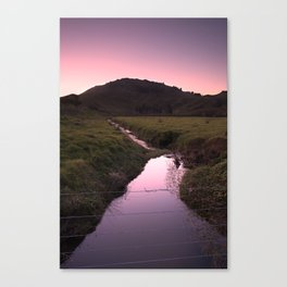 Forgotten World Farm Canvas Print