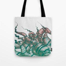 Interlocking Tote Bag