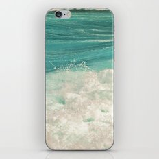 SIMPLY SPLASH iPhone & iPod Skin