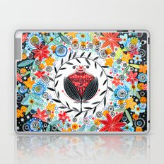 Winter bloom Laptop & iPad Skin