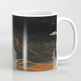 Spar Abstract Coffee Mug
