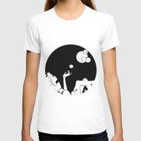 bubble T-shirts featuring bubble  by Līva