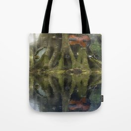 Living Roots Tote Bag