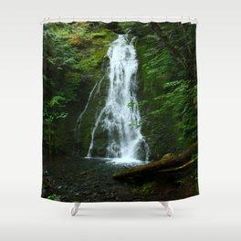 Madison Creek Falls Shower Curtain