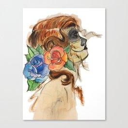 Sprited Canvas Print