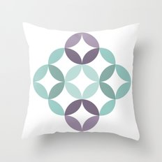 Shapes 007 Throw Pillow
