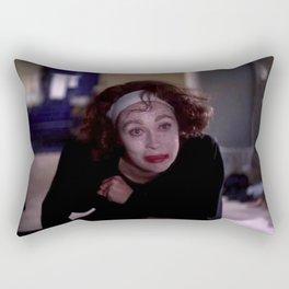 Mean It Rectangular Pillow