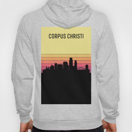 Corpus Christi Skyline Hoody
