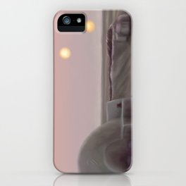 Twin Suns Dessert iPhone Case