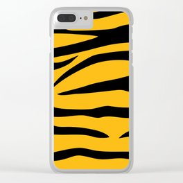 Hull City 1993 Clear iPhone Case