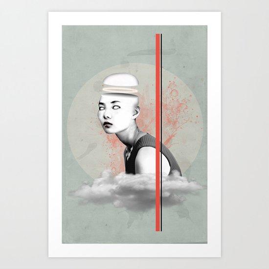 the inner Art Print