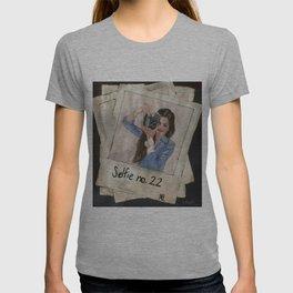 Selfie No.22 T-shirt
