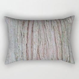 TEXTURES --  Cedar Bark Rectangular Pillow