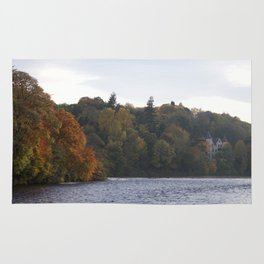 Autumn from Ness Island Inverness Rug