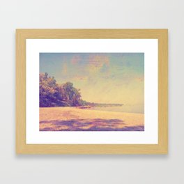 Dreaming in Color Framed Art Print