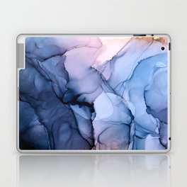 Captivating 1 - Alcohol Ink Painting Laptop & iPad Skin