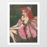 Very Fairy Art Print
