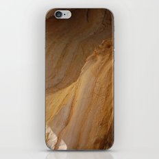 Red Wave iPhone & iPod Skin