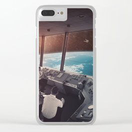 Control Tower Clear iPhone Case