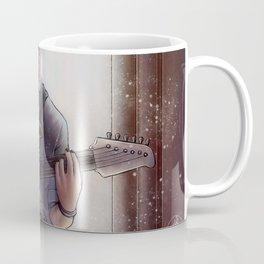 Luka - Blue Coffee Mug
