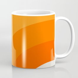 Creamsicle Bow Coffee Mug