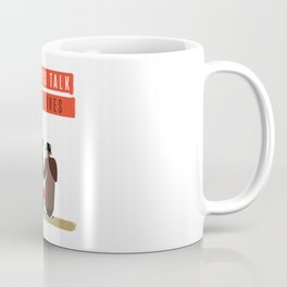 Careless Talk Costs Lives Coffee Mug